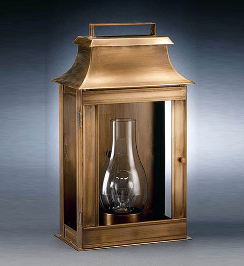 Concord Pagoda Outdoor Wall Lantern 5721 - FLC Select
