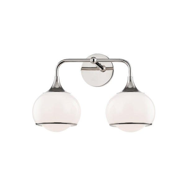 Reese Two Light Wall Sconce H281302