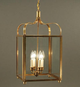 Crown Extra Large Hanging Lantern 6732 - FLC Select
