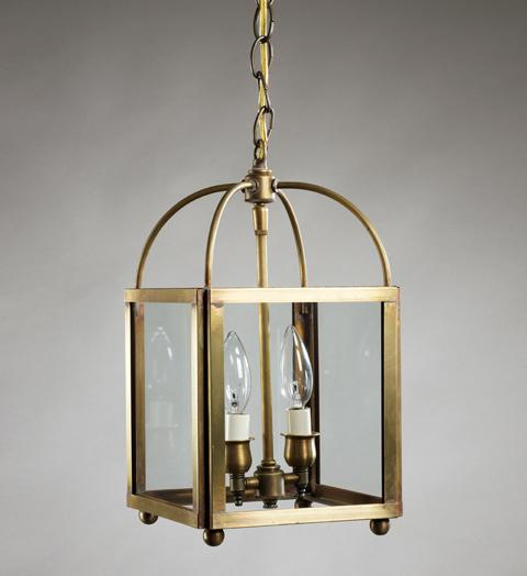 Chandelier Square Corners Hanging Lantern 6812 - FLC Select