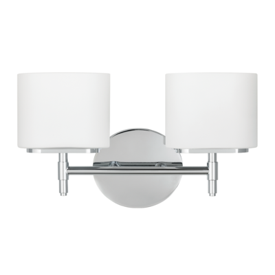 Trinity Two Light Bath Wall Sconce 8902