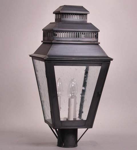 Elryan Outdoor Post Lantern 8643 - FLC Select