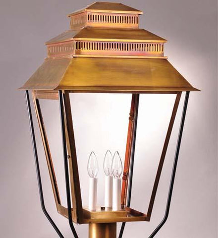Elryan Outdoor Post Lantern 8653 - FLC Select