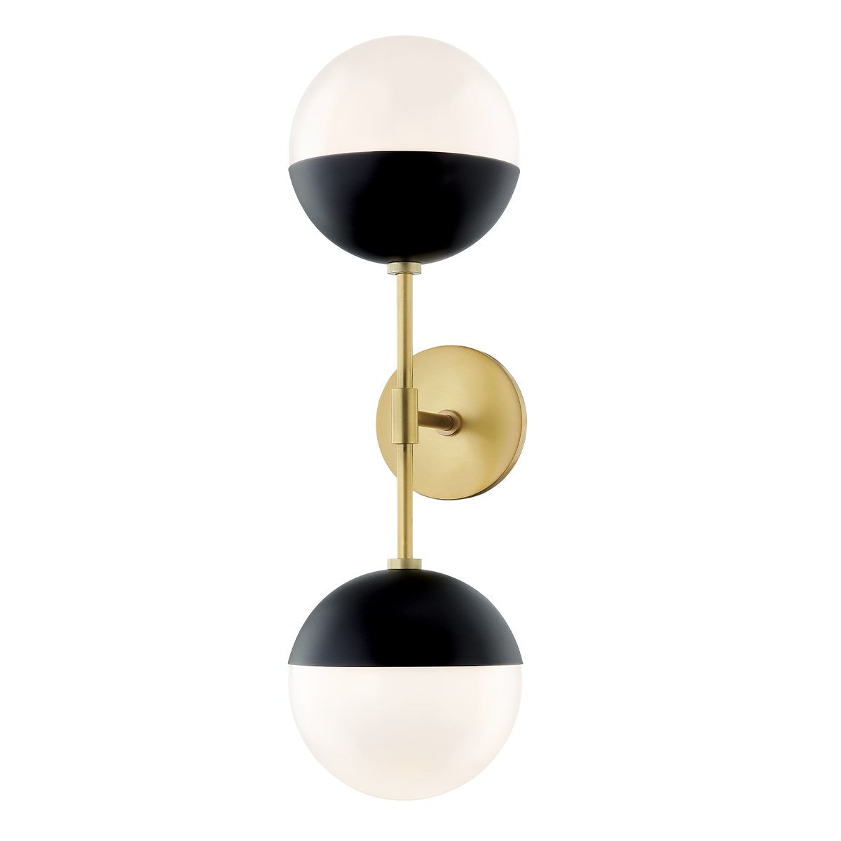 Renee Two Light Wall Sconce H344102A