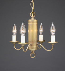Chandelier Hanging Cylinder J Arms with Eggshell Shades 911S - FLC Select