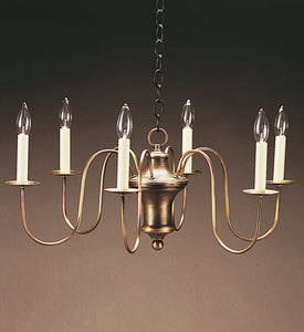 Chandelier Hanging Bell Body S Arms 914 - FLC Select