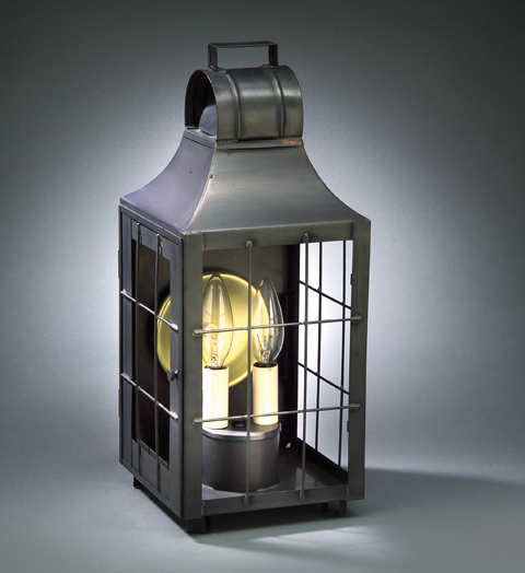 Livery Culvert Top H Rod Outdoor Wall Lantern 9231 - FLC Select