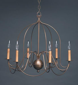 Chandelier Hanging Bird Cage Arms 940 - FLC Select