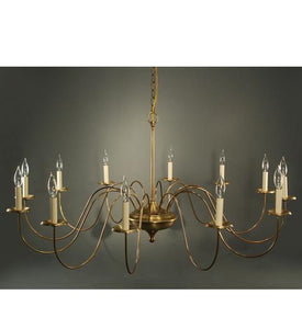 Chandelier Hanging S Arms 951 - FLC Select