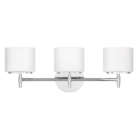 Trinity Three Light Bath Wall Sconce 8903