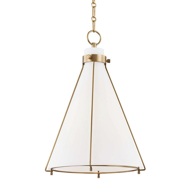 Eldridge Triangular Pendant 7316