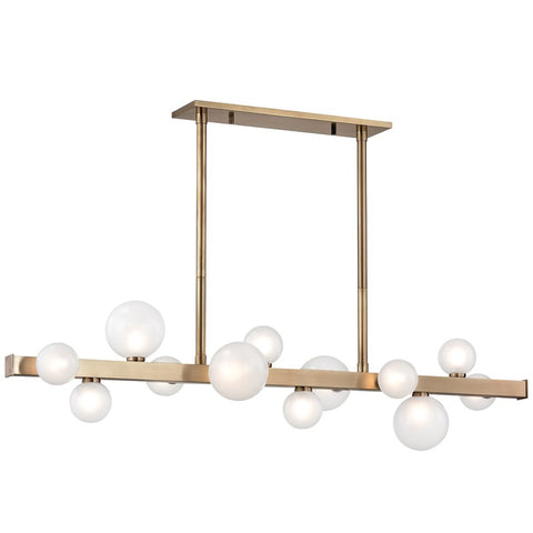 Mini Hinsdale Linear Chandelier 8744