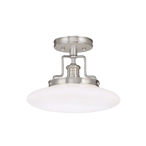 Hudson Valley Beacon Semi Flush Mount 4202-SN - FLC Select