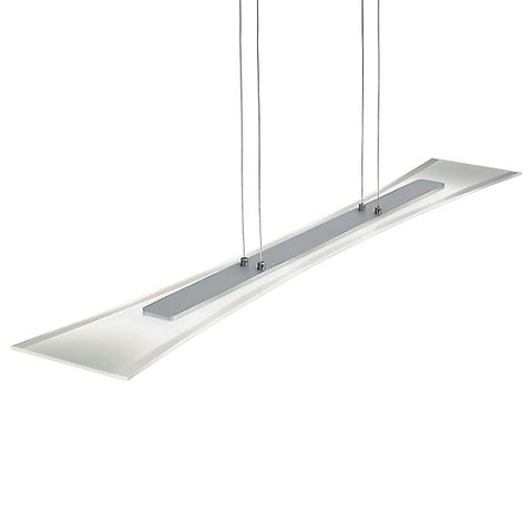 Cartani LED Linear Suspension Ceiling Light - FLC Select
