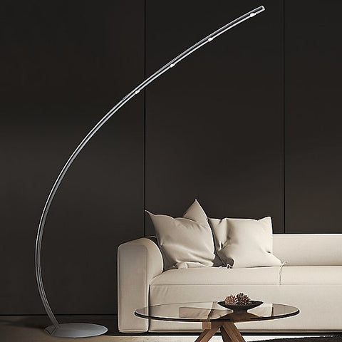 Columbus LED Arch Floor Lamp