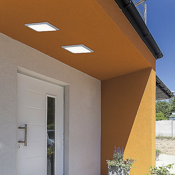 Trave Outdoor LED Flush Mount