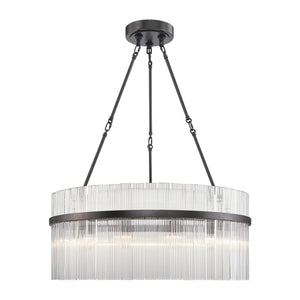 Carlisle Twelve Light Chandelier CH314812