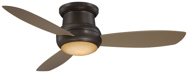 "Concept II Wet 52"" Exterior Fan with LED Light, F474L"