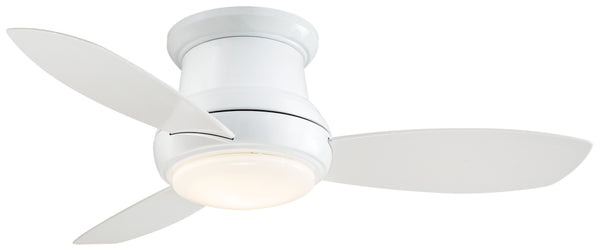 "Concept II 44"" Interior Fan with LED Light, F518L - FLC Select"