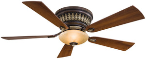 Calais Interior Fan with Integrated Light Kit, F544
