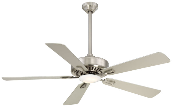 "Contractor PLUS 52"" Interior Fan with Integrated LED Light Option, F556 & F556L"