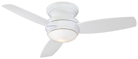 "Traditional Concept 44"" Exterior Fan with LED Light, F593L"