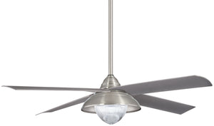 "Shade 56"" Exterior Fan with LED Light, F683L"