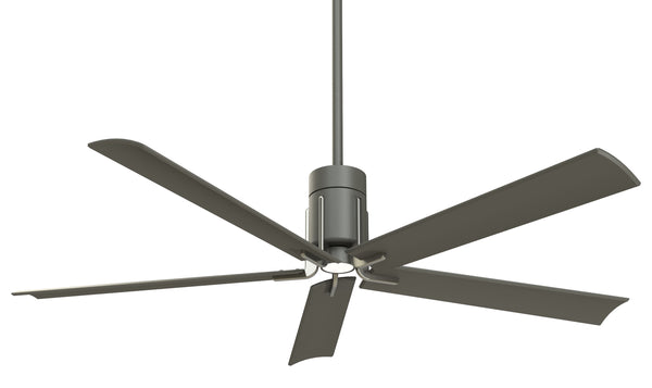 "Clean 60"" Interior Fan with LED Light, F684L"