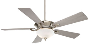 Delano Interior Fan with Halogen Light, F701