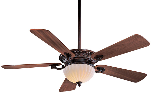 "Volterra 52"" Interior Fan with Up and Down Light Kit, F702"
