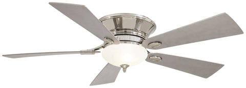 Delano II Interior Fan with Halogen Light, F711