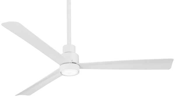 "Simple 52"" Exterior Fan, F787 - FLC Select"