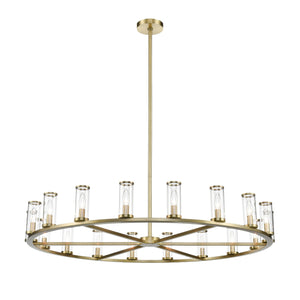 Revolve Eighteen Light Chandelier - CH309018