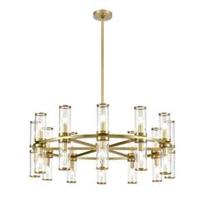 Revolve 24 Light Chandelier CH309024
