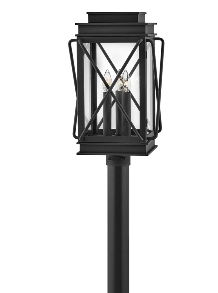Montecito Medium Post Lantern 11191