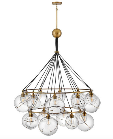 Skye Extra Large Two Tier Chandelier 30308