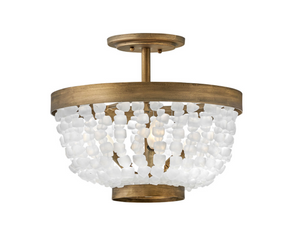 Dune Semi-Flush Mount FR30203