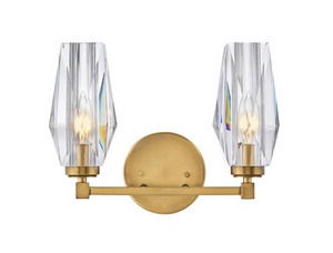 Ana Bath Two Light Wall Sconce 52482