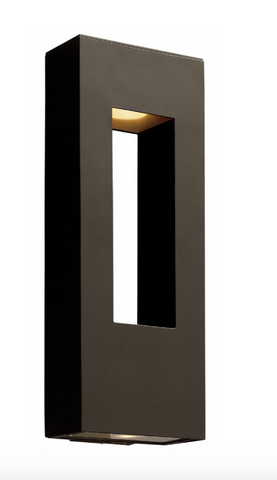 Hinkley Bronze Atlantis Wall Sconce 1649BZ - FLC Select