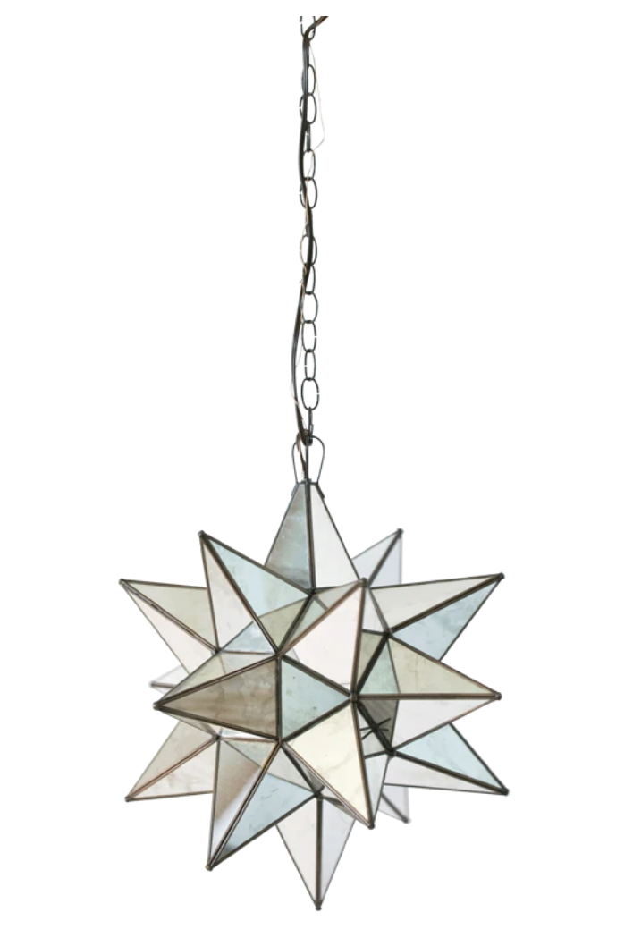 Large Star Chandelier AMS112, ACS112, AGS112 - FLC Select