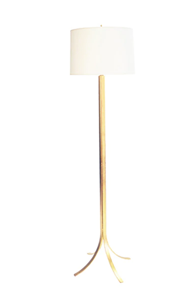 Dempsey Modern Iron Floor Lamp - FLC Select