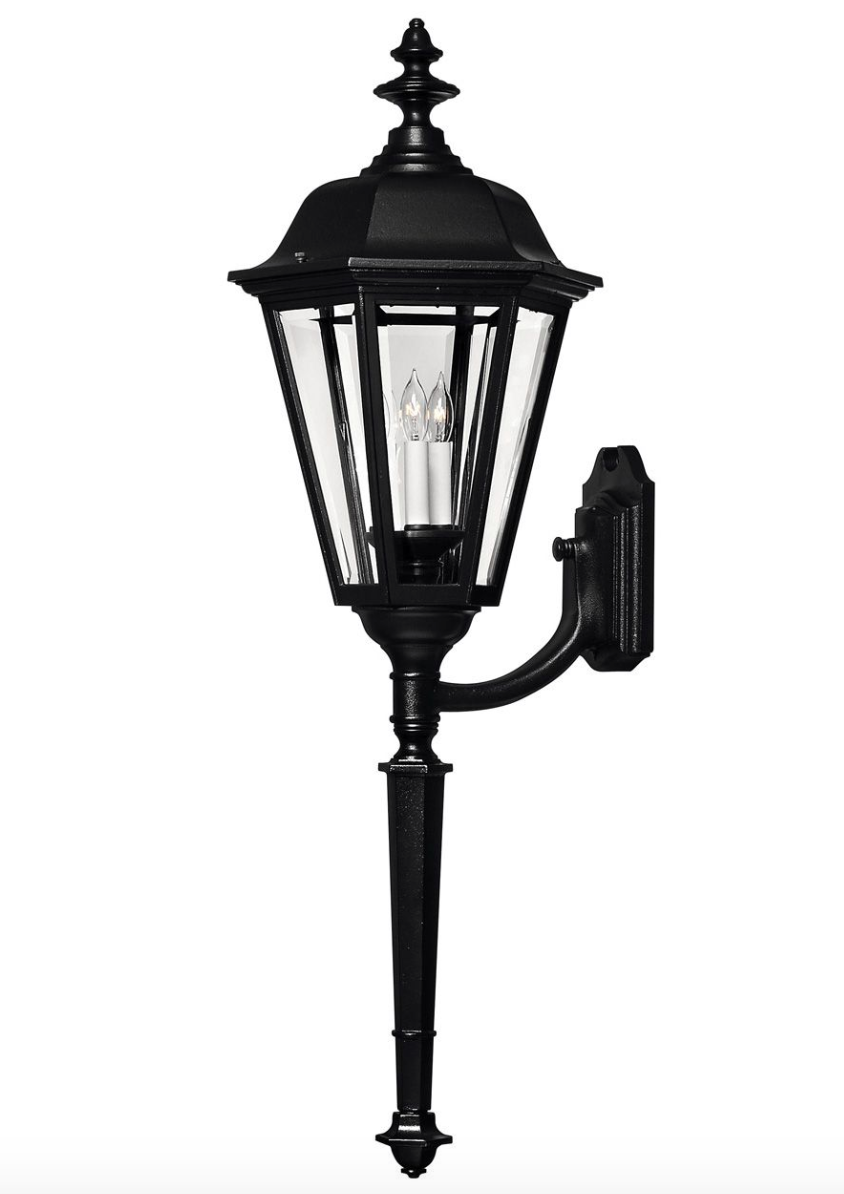Outdoor Manor House Extra Large Wall Lantern 1470
