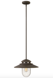 Outdoor Atwell Medium Hanging Pendant 1112