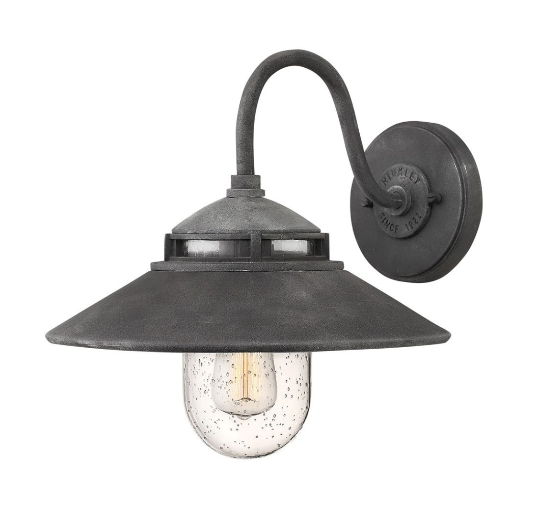 Outdoor Atwell Wall Mount Sconce 1110, 1114