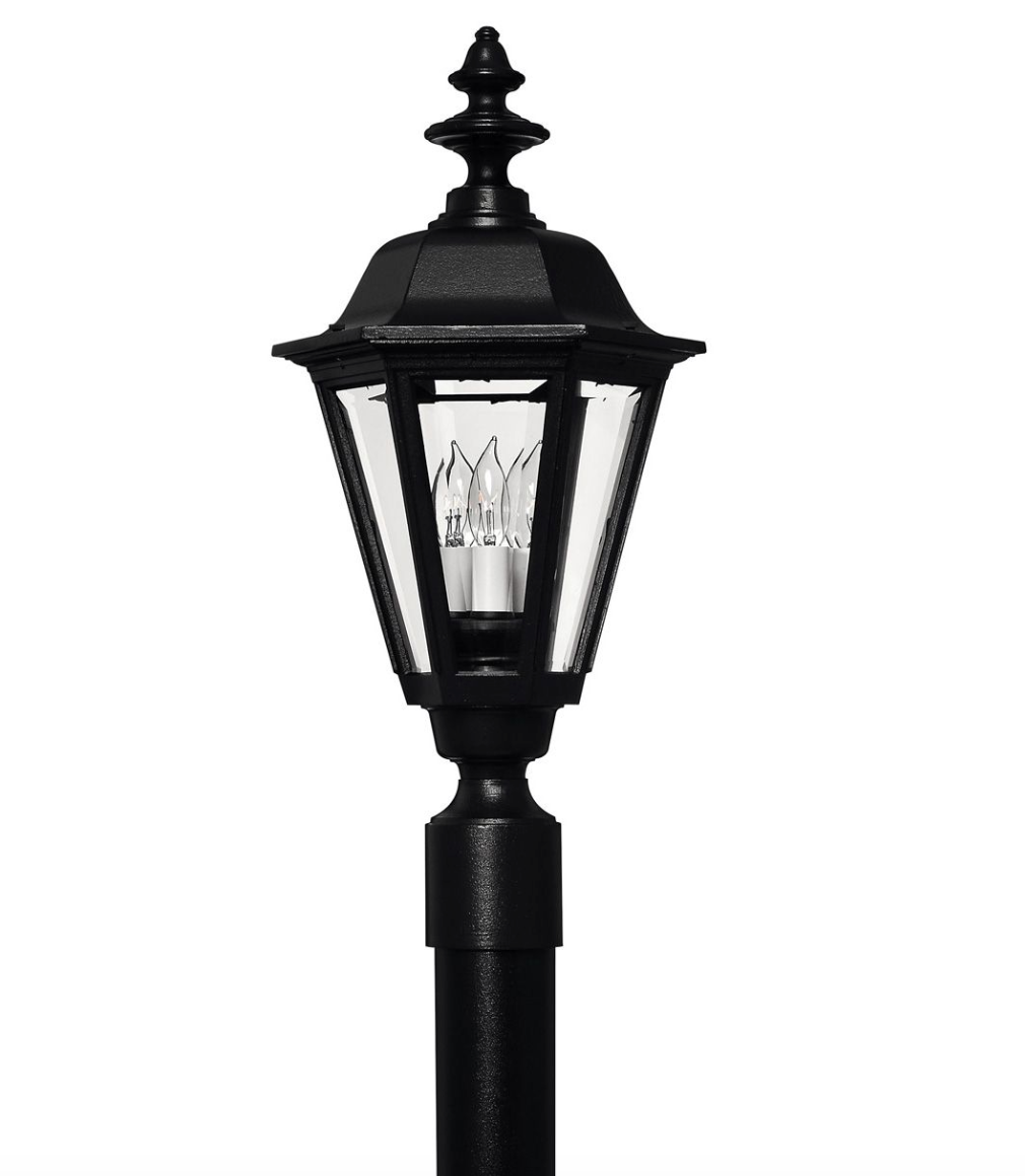 Outdoor Manor House Post Lantern 1441