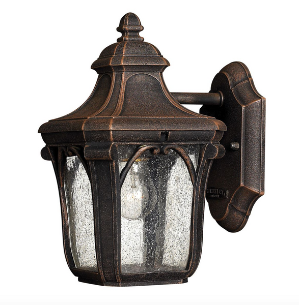 Outdoor Trafalgar Wall Lantern 1314, 1315, 1316, 1319