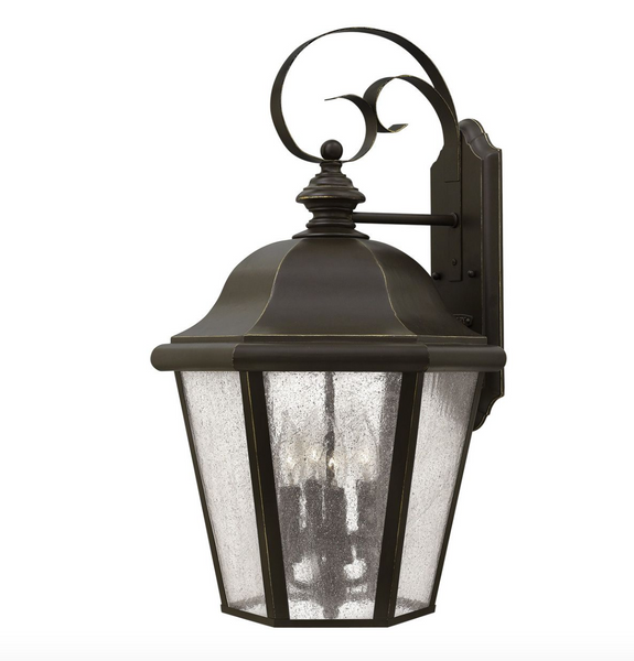 Outdoor Edgewater Wall Lantern 1670, 1674, 1675, 1676