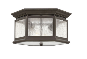 Outdoor Edgewater Medium Flush Mount 1683