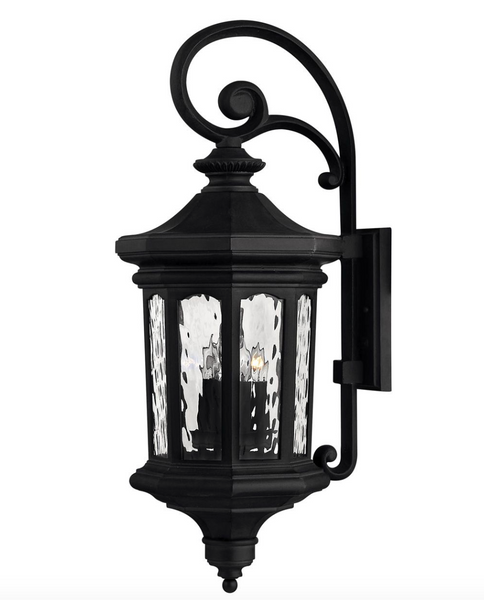 Outdoor Raley Wall Lantern 1600, 1604, 1605, 1609