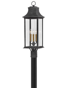 Outdoor Adair Post Lantern 2931